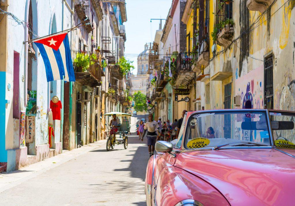 Einreisebestimmungen für Kuba
